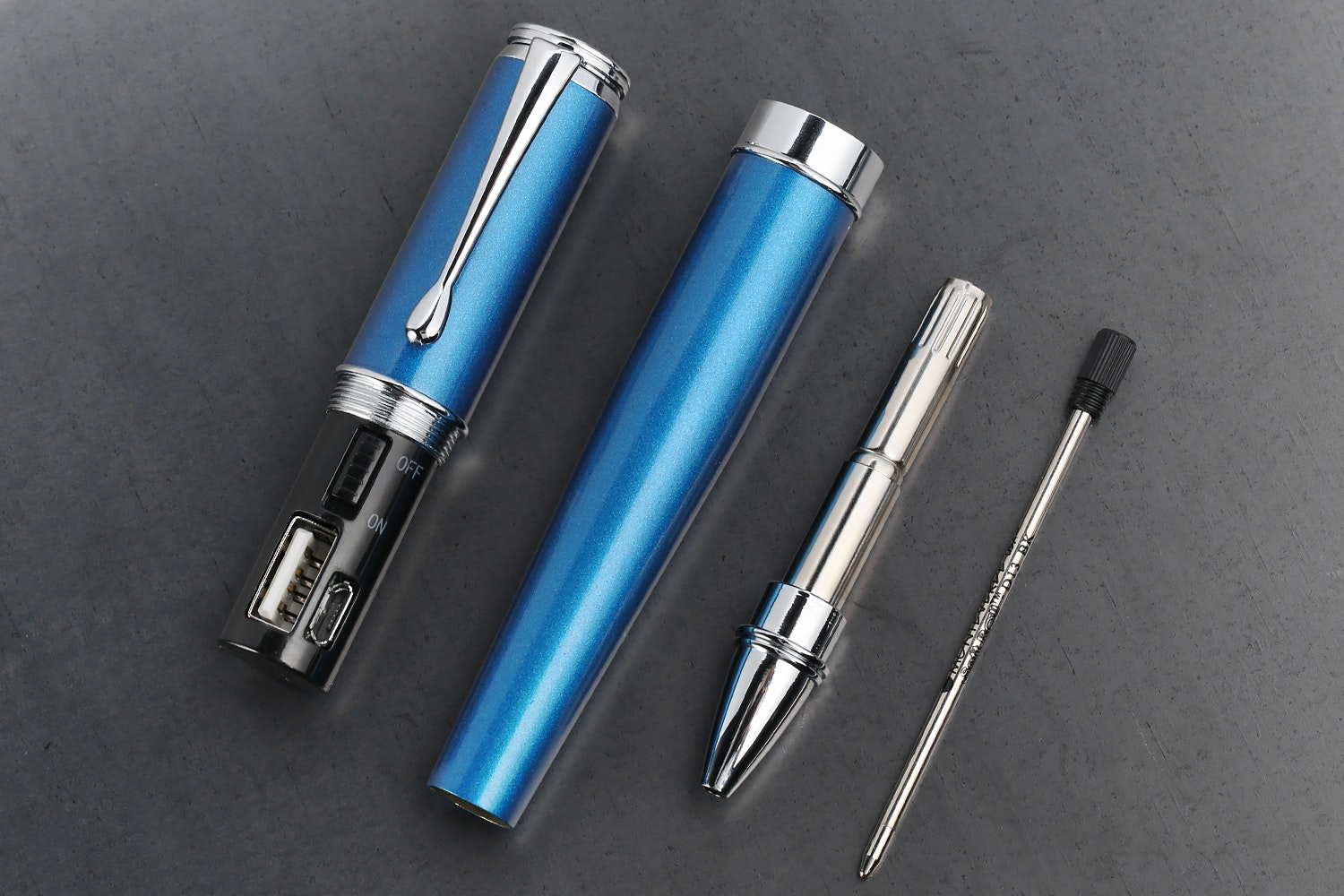 Monteverde PowerBank Pen & Charger