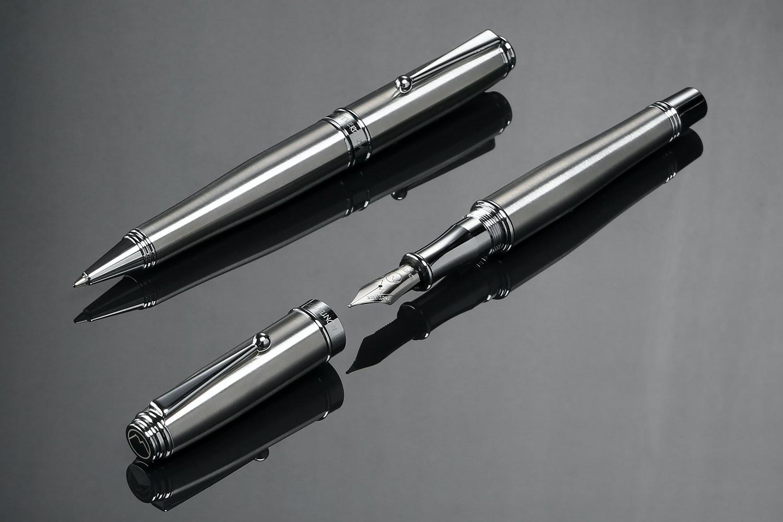 Monteverde Invincia Deluxe Stainless Steel