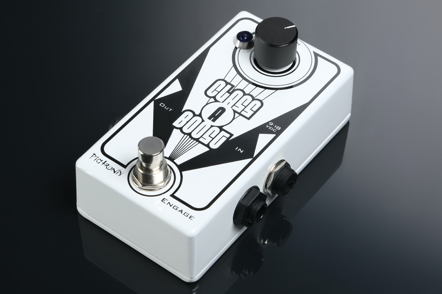 Pigtronix BST Class A Boost Pedal