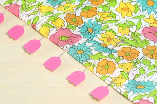 Pink Tulip Pins