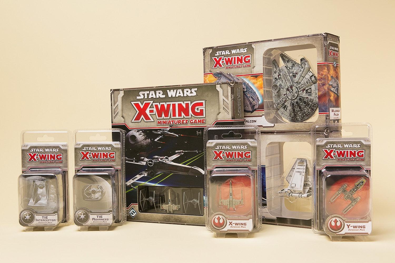 Star Wars X-Wing Bundle
