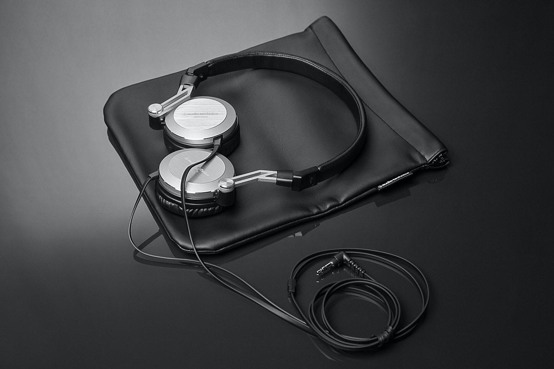Audio-Technica ATH-ES88 Portable Headphones