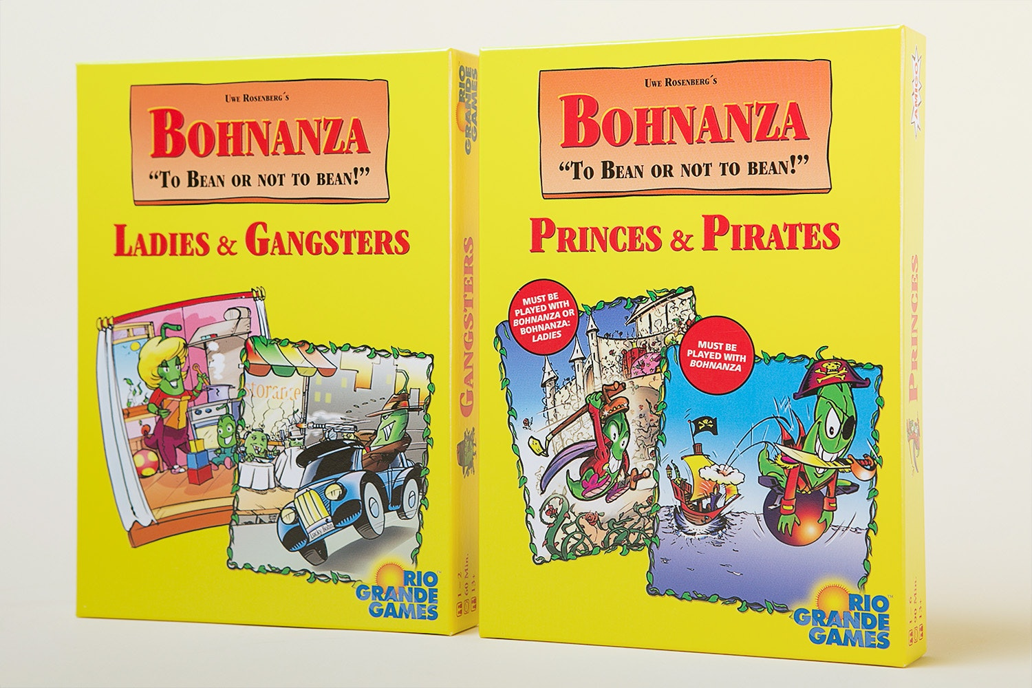 Bohnanza Bundle