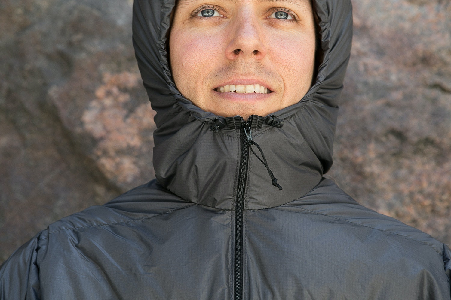 Lukes Ultralite Pertex Down Jacket
