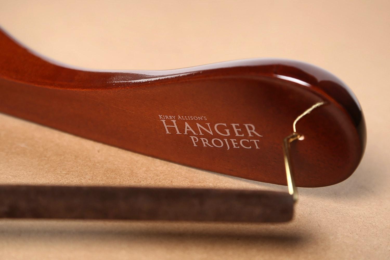 Kirby Allison's Hanger Project (3-pack Suit Hanger)