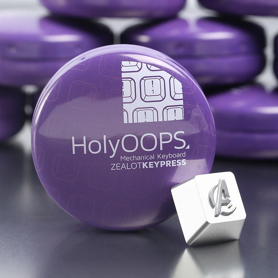 HolyOOPS Aluminum Keycap