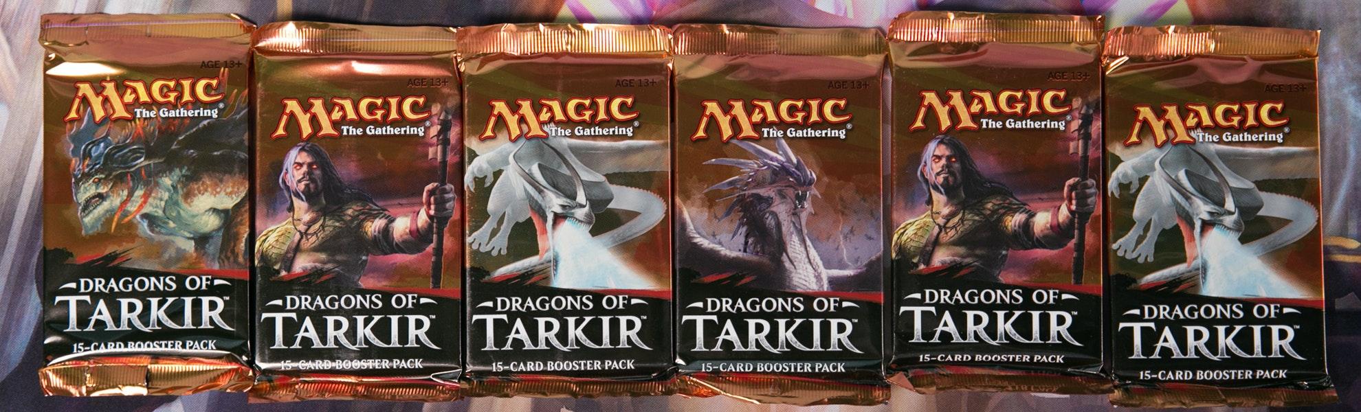 Dragons of Tarkir Fat Pack