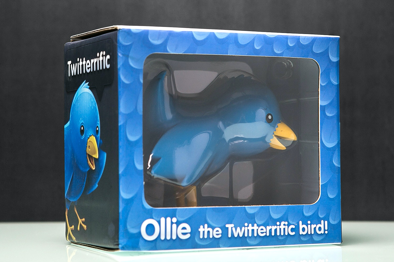 Ollie the Twitteriffic Bird