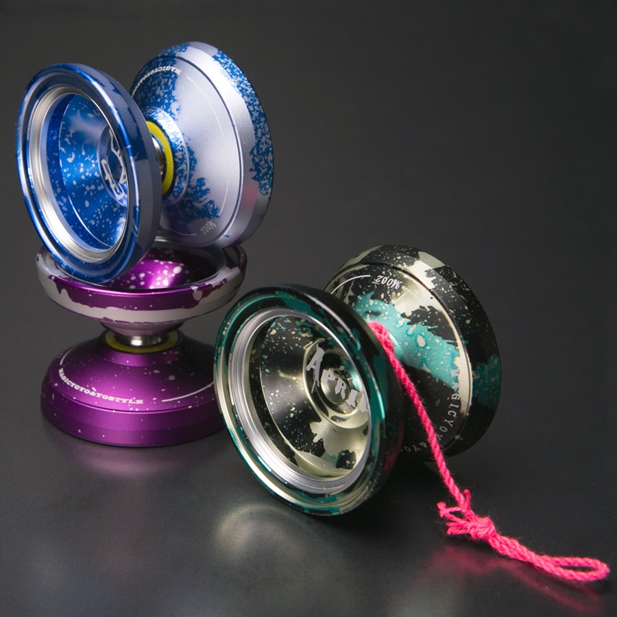 Magic YoYo April
