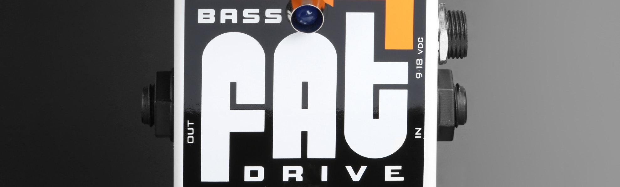Pigtronix BOD Bass Fat Drive