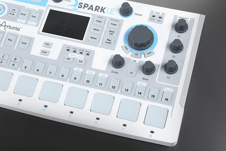 Arturia Spark LE Drum Machine