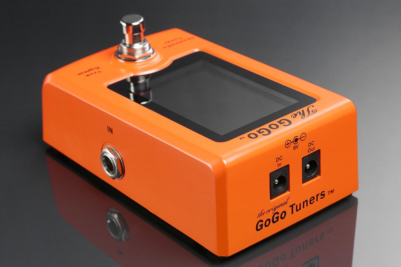 GoGo Pedal Tuner
