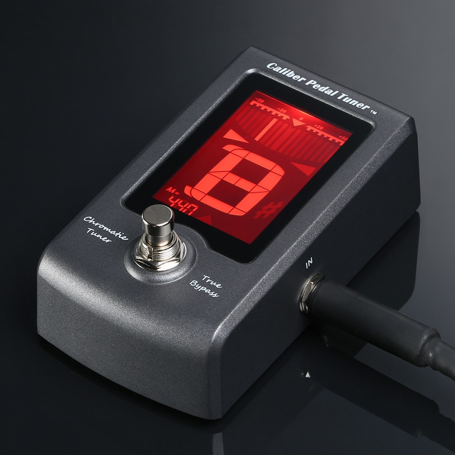 GoGo Caliber Pedal Tuner