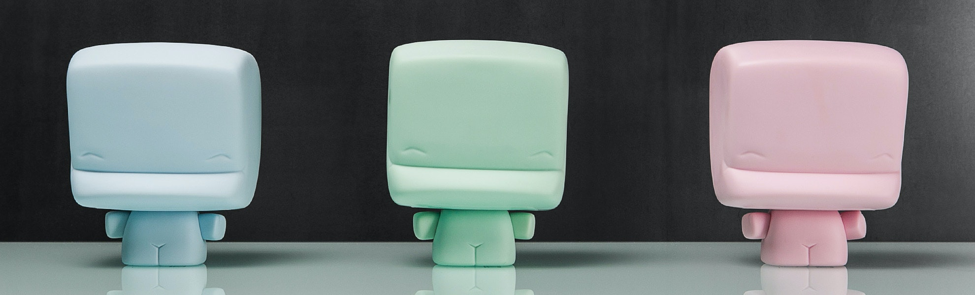 Toxic Candies Marge Mallows Figurine