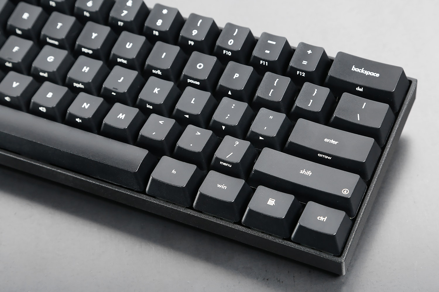 KBParadise V60 Mini Gateron Mechanical Keyboard