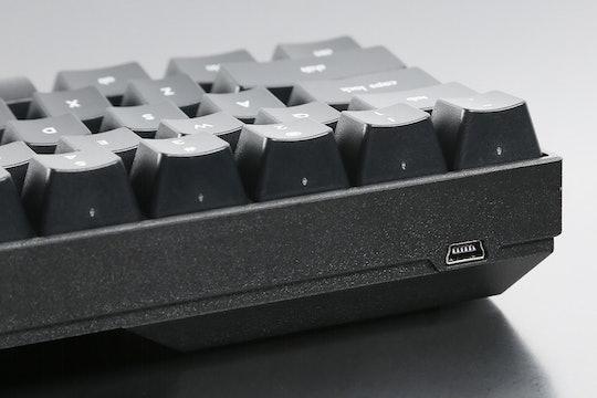 KBParadise V60 Mini Gateron Mechanical Keyboard
