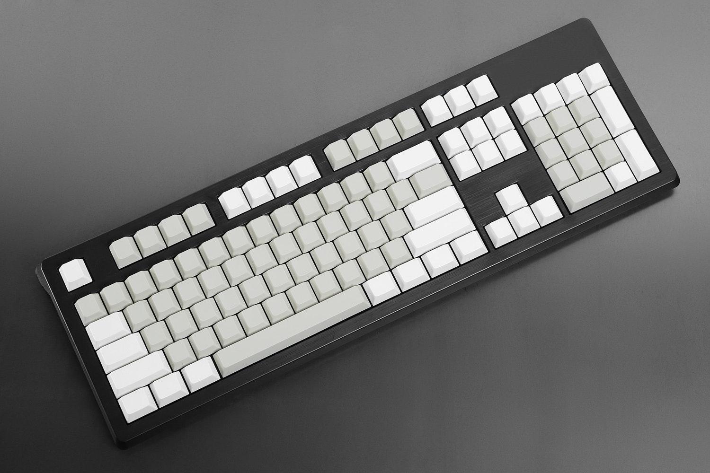 Light Gray / White