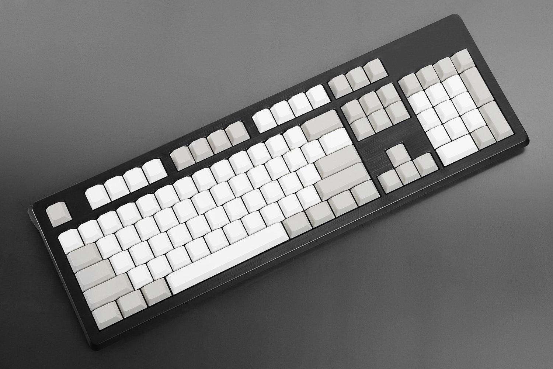 White / Light Gray