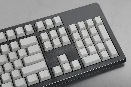 Blank PBT Keycaps