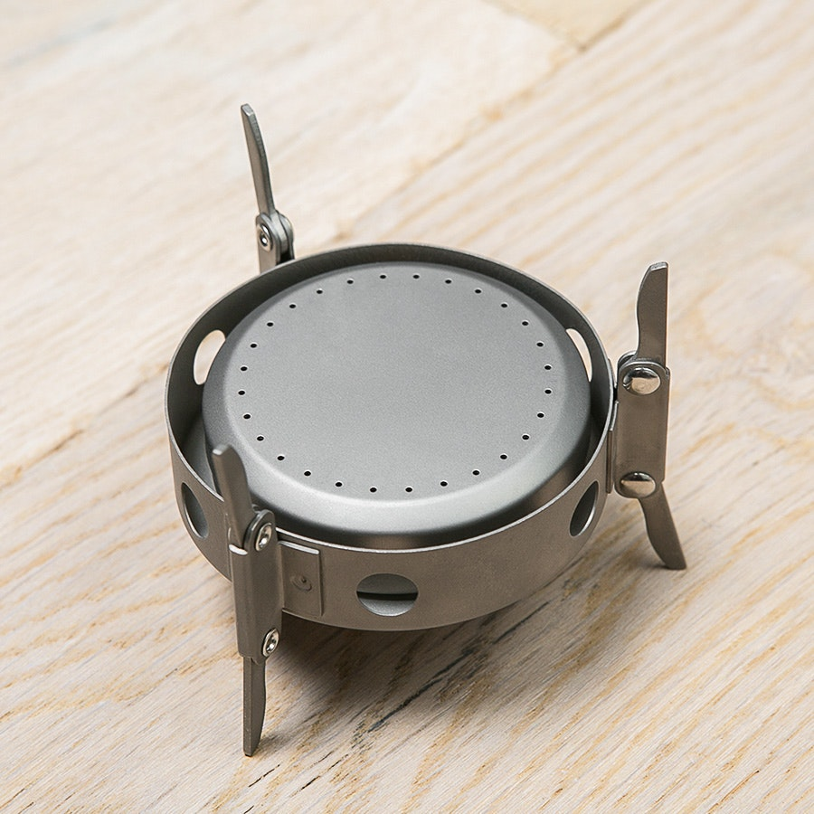 Vargo Triad XE Multi-Fuel Stove