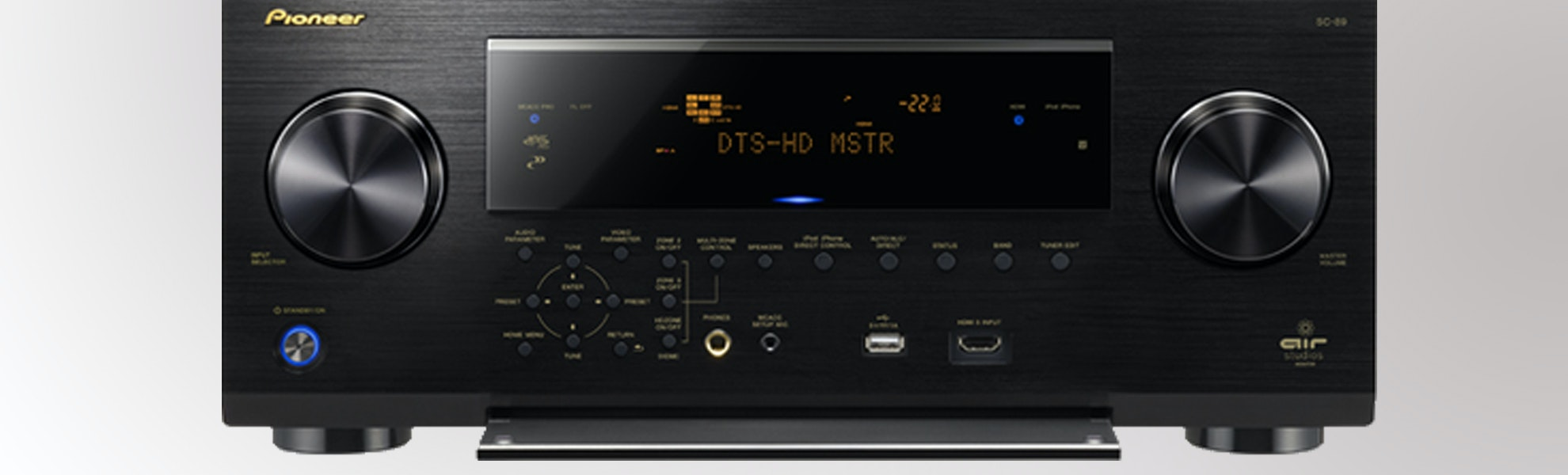 Pioneer Elite SC-89 9.2-Channel A/V Receiver