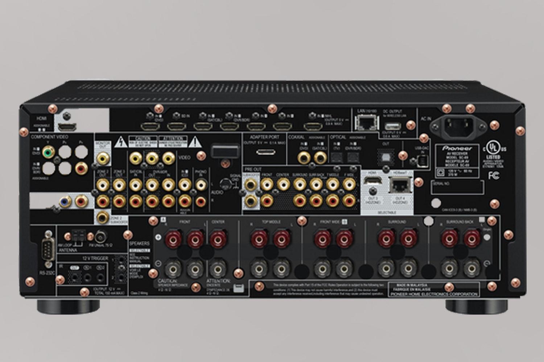Pioneer Elite SC-89 9.2-Channel A/V Receiver