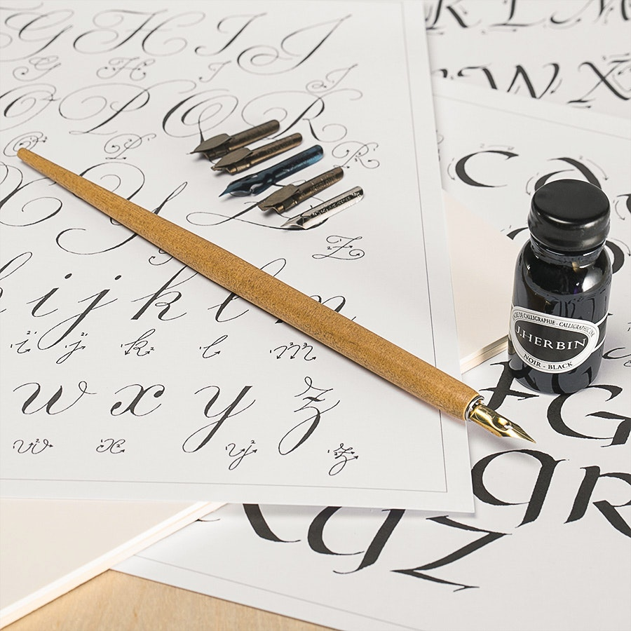 Brause Calligraphy Bundle