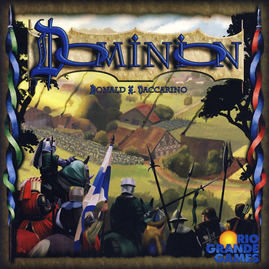Dominion: Complete Collection