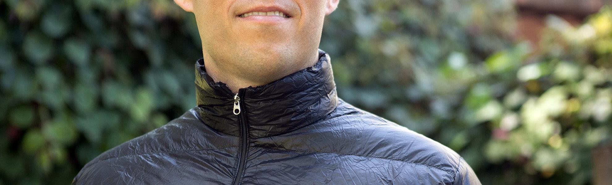 Borah Gear Down Jacket