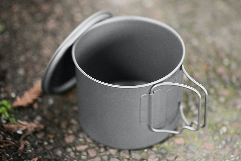 Toaks Ultralight Titanium Cook System