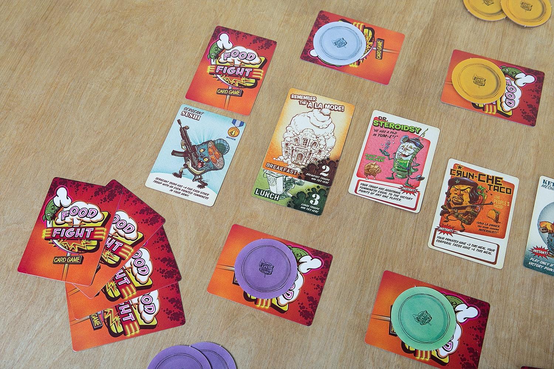 Food Fight Game Bundle