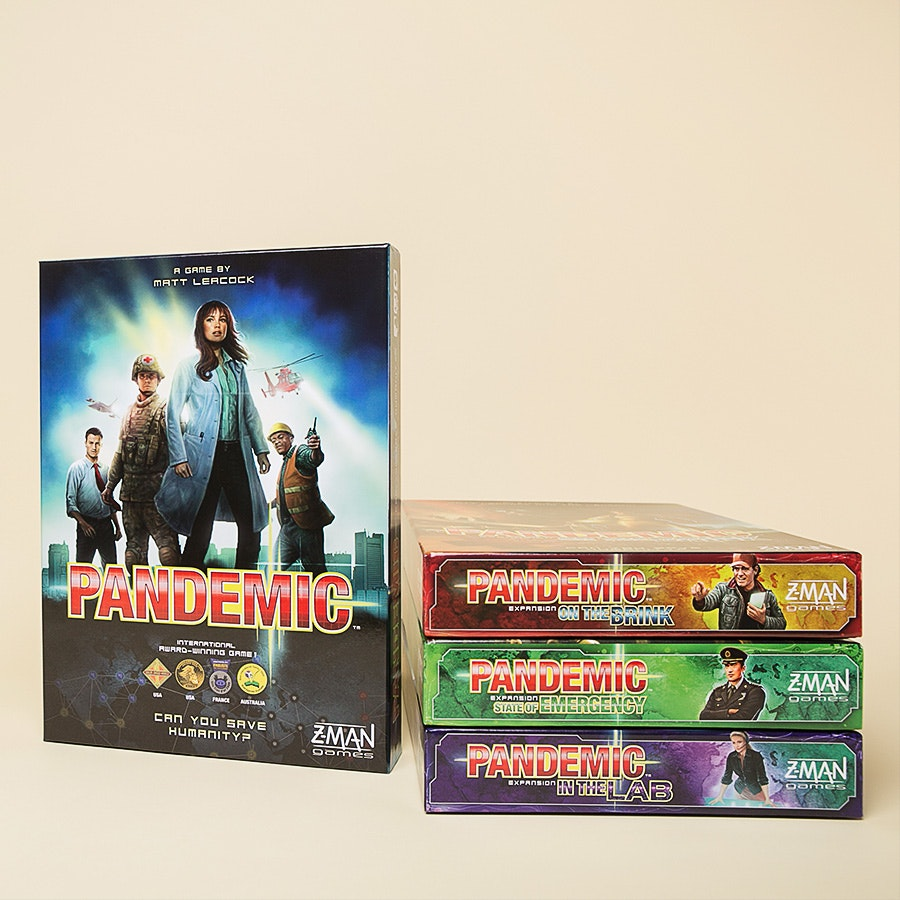 Pandemic Board Game Bundle