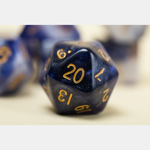 Acrylic Polyhedral Dice Set (3-Pack) | Price & Reviews