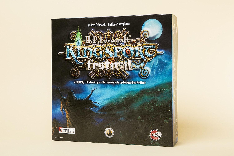 Kingsport Festival Board Game