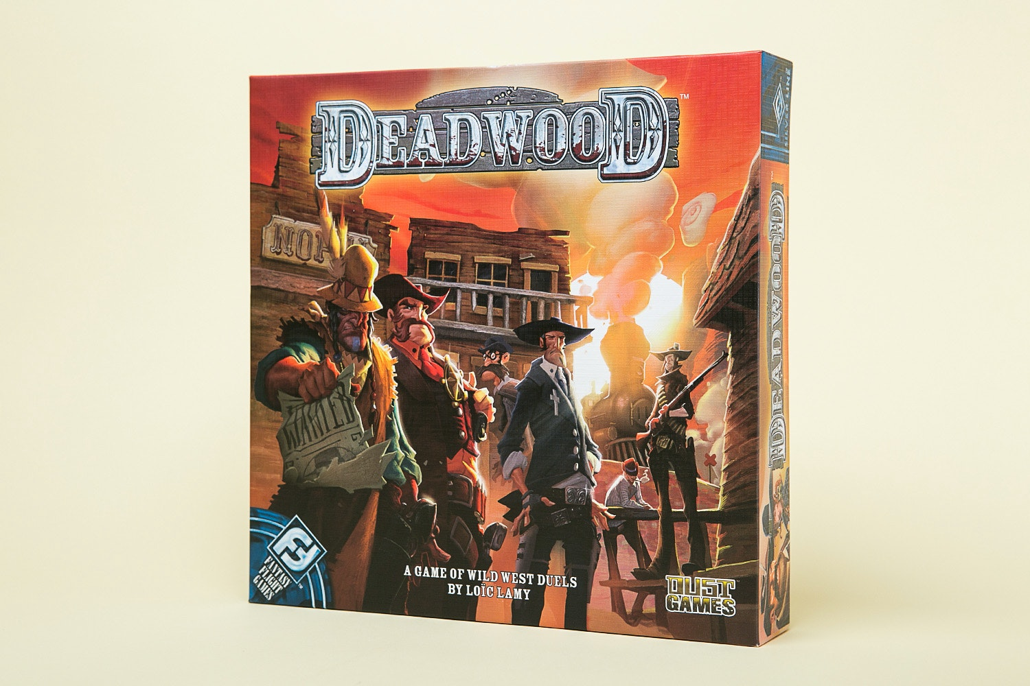 Deadwood Board Game