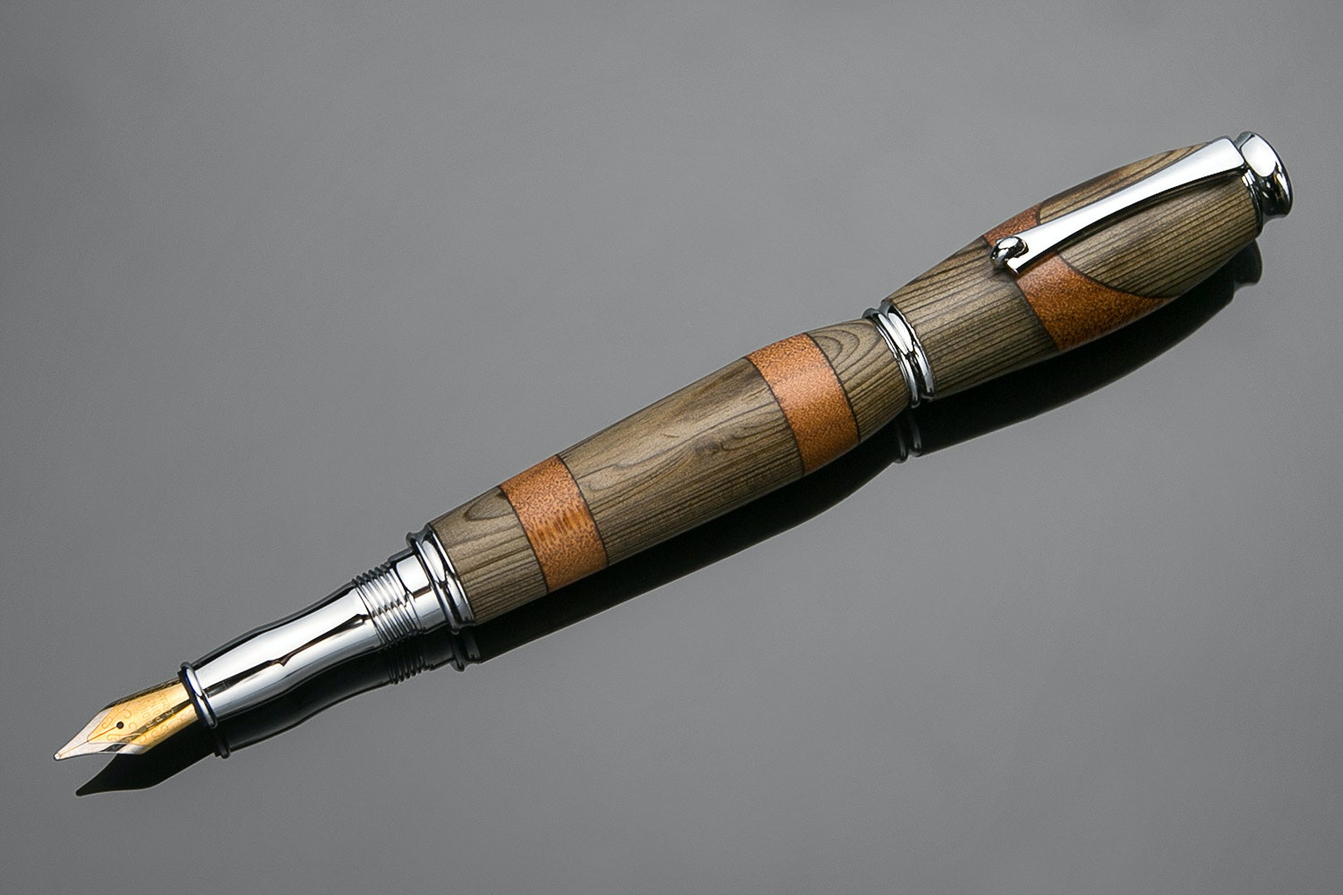 Allegory Goods The Bard Fountain or Rollerball Pen