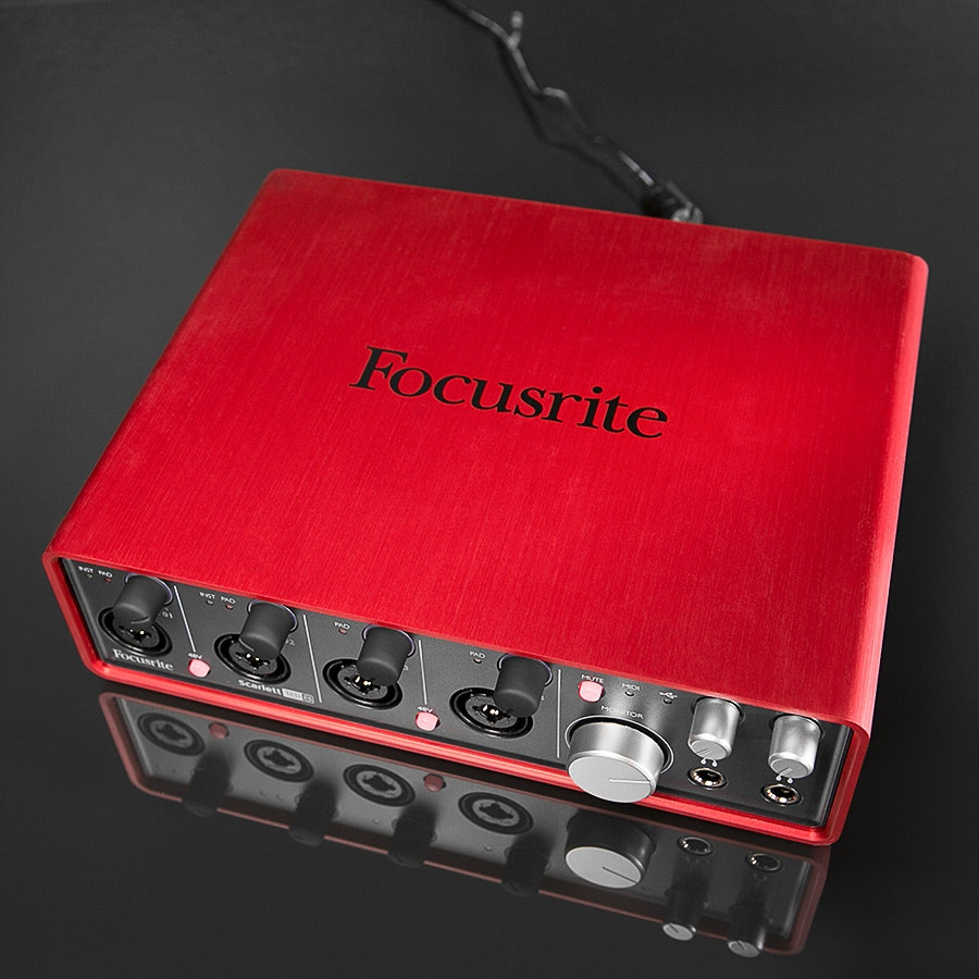 Focusrite 18i8 Interface