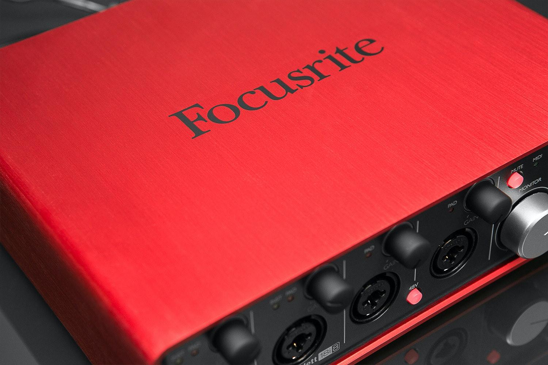 Focusrite 18i8 Interface