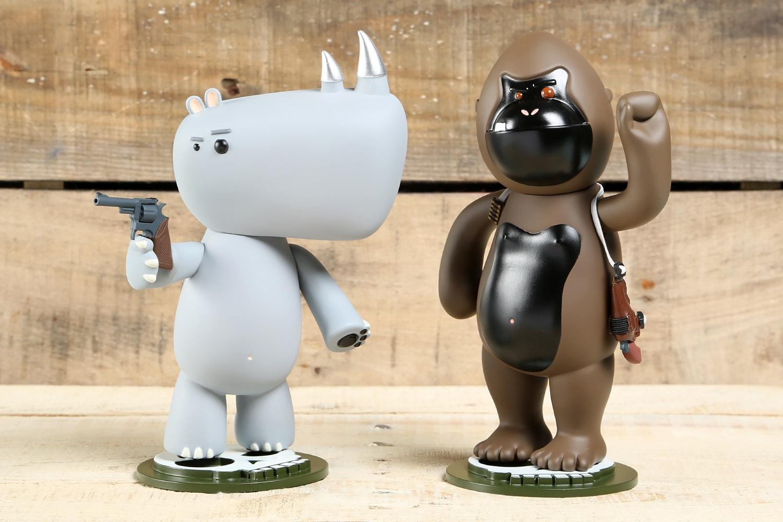 IWG Force Movie Icon Figurines