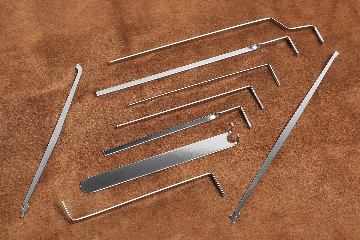 SouthOrd Full Line Lockpick Sets