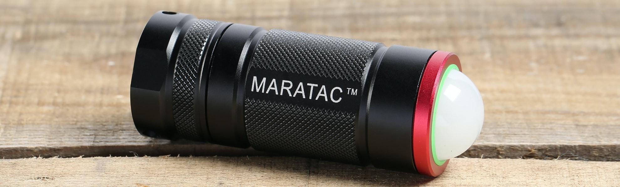 Maratac TLL Strobe Light