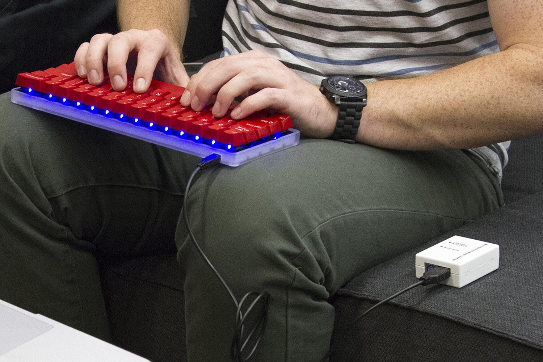 Bluetooth Keyboard Adapter