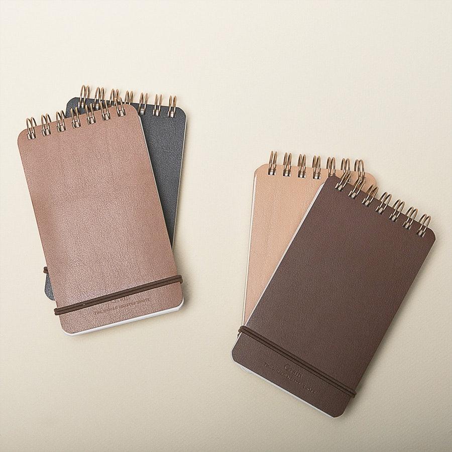 Midori Grain Memo Pad (4-Pack)