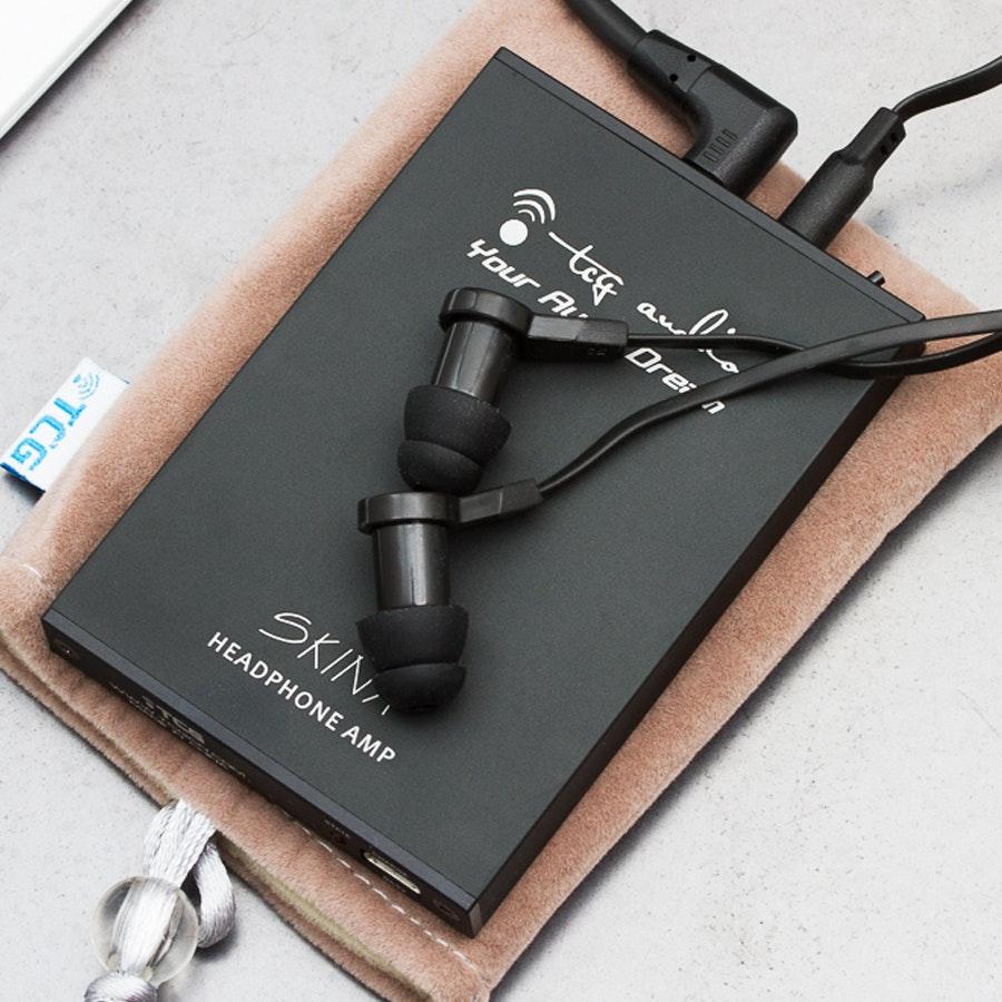 TCG Audio Skina Headphone Amp