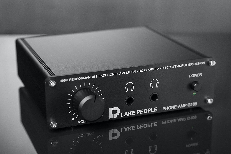 Lake People G109 Headphone Amplifier