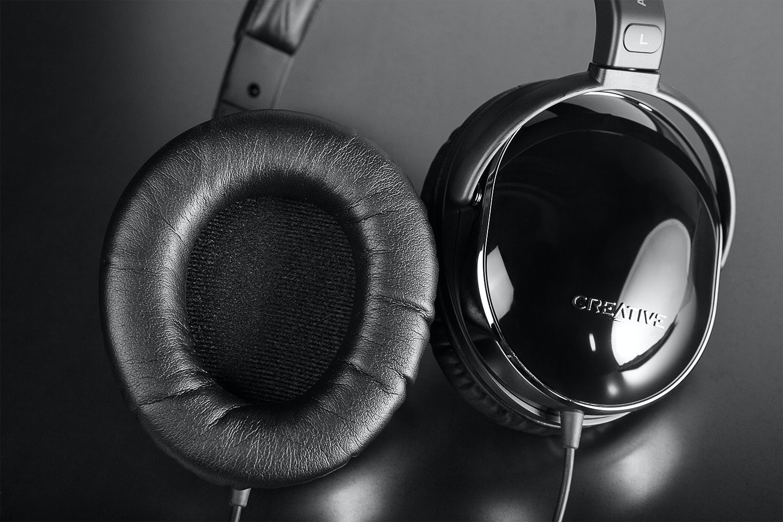 Creative Aurvana Live! + Sound Blaster E1 Combo