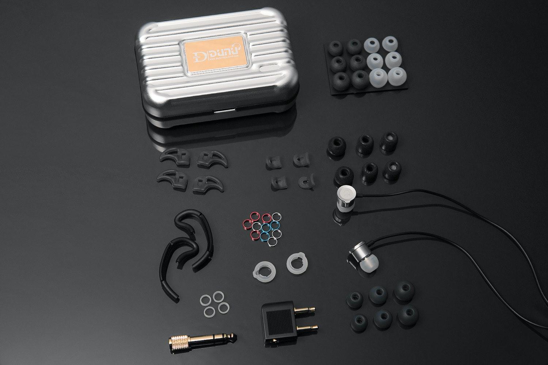 Dunu DN-2000J Premium Hybrid Earphone