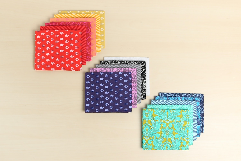 True Colors by Tula Pink Fat Quarter Bundle