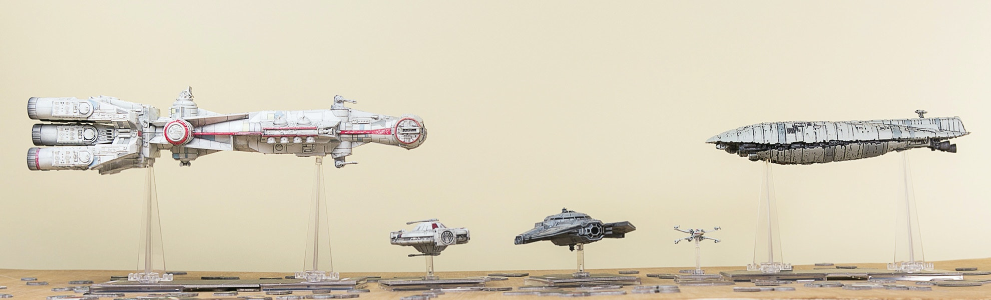 Star Wars X-Wing Epic Bundle