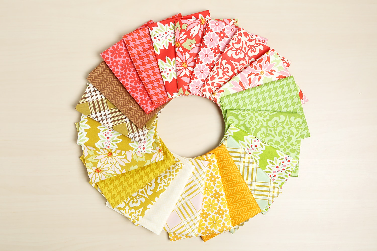 Ginger Snap by Heather Bailey Fat Quarter Bundle